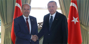 Tatar ve Özersay Ankara'ya gidiyor