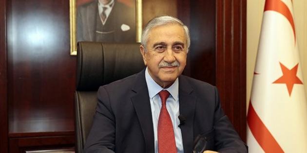Cumhurbaşkanı Akıncı meclisteki muhalefet partilerinin liderleriyle bir araya geldi