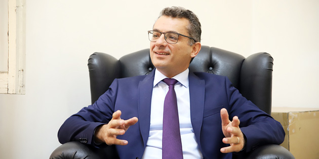 """""""HEDEFİMİZ KAPSAMLI ÇÖZÜM BULUNMASI"""""""