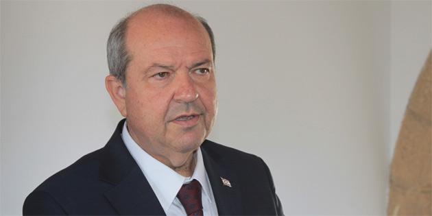 """Tatar: """"Artık Kıbrıs konusuna farklı bir pencereden bakılmalı, tek yol federasyon değil, alternatif teklifler de masada olmalı"""""""