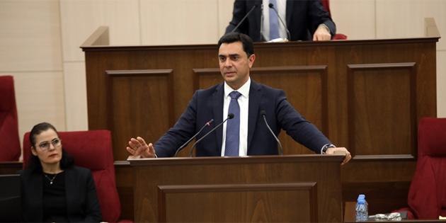 Meclis'te Kıb-Tek ile ilgili önergeler görüşüldü