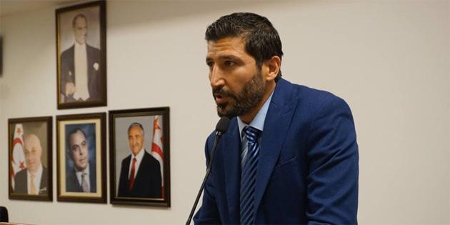 Başkan Hasan Sapsızoğlu