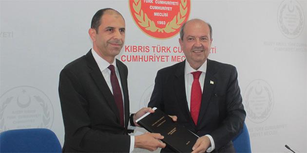 """Tatar: """"Yeni hükümet hayırlı olsun. Kıbrıs konusunda Dışişleri Bakanı Özersay'a güveniyoruz"""""""