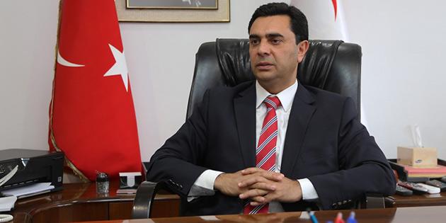 Müzakereci Nami başkanlığındaki heyet Ankara'da