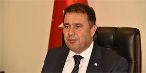 Başbakan Saner, istifa eden Çağman'dan kararını yeniden değerlendirmesini istedi
