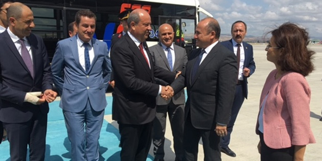 Başbakan Tatar Ankara'da