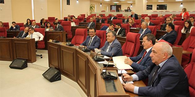 SÜTEK bütçesi oy çokluğuyla onaylandı