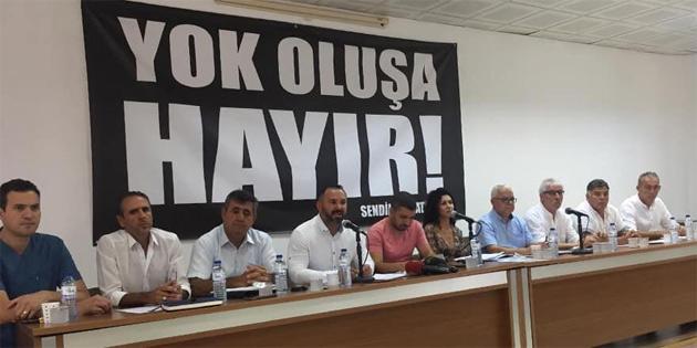 """""""Bu liderlik Kıbrıslı Türklerin iradesini temsil etmiyor"""""""