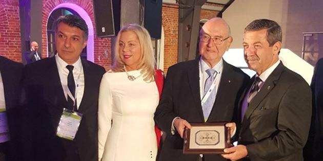 Ertuğruloğlu, Polonya'da temaslarda bulundu