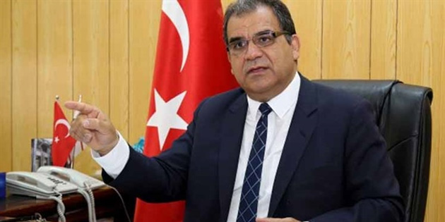 """Sucuoğlu: """"25 Kasım'da Berlin'de Kıbrıs konusunda yapılacak 3'lü görüşmenin Kıbrıs meselesinin halli noktasında hiçbir ağırlığı yok"""""""