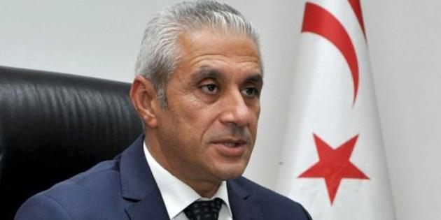 Taçoy, UBP eski Genel Sekreteri Salih Miroğlu'nun 14'üncü ölüm yıldönümü nedeniyle mesaj yayımladı