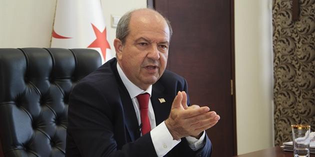 """Tatar: """"Ben ayar kelimesini Cumhurbaşkanı'nı terbiye etme noktasında söylemedim"""""""