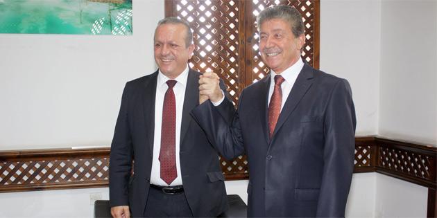 Turizm ve Çevre Bakanı Üstel görevini Ataoğlu'ndan devraldı