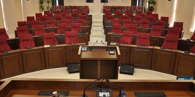 Sel felaketi raporu meclis'in yarınki gündeminde