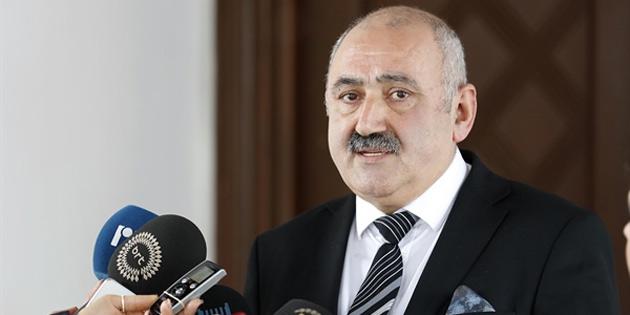 """""""Güney Kıbrıs Rum Yönetimi'nin tek yanlı olarak aldığı kararlar ve kurduğu fonlar bizim için hiçbir güvence teşkil edemez"""""""