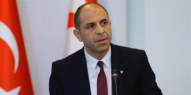 """""""Doğu Akdeniz'de bozulan dengenin tekrar kurulduğu noktadayız'"""