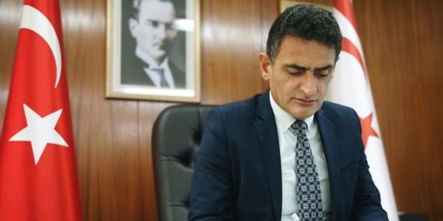 Maliye Bakanı Oğuz, üreticilere 47 milyon TL kaynak aktarımı yapıldığını belirtti