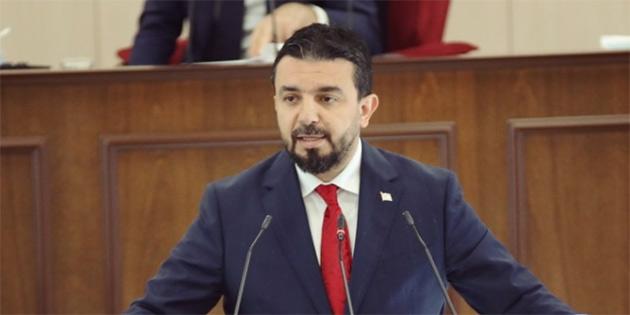 YDP, Cumhurbaşkanı Tatar'ı kutladı, başarı diledi