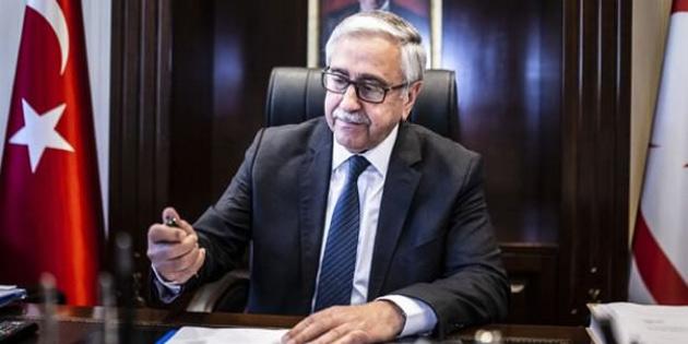 """""""KIBRIS TÜRK HALKININ İNSANLIĞI DA YÜREĞİ DE KOCAMANDIR"""""""