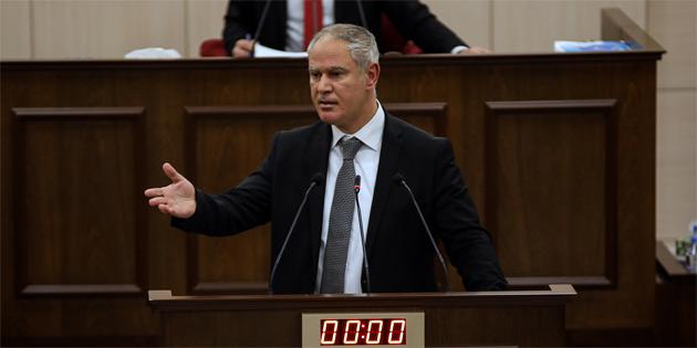Milletvekilleri eleştiri ve öneriler yaptı, tasarı geri çekildi
