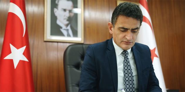 """Maliye Bakanı Oğuz: """"Borçlanma sadece maaş ödemesi için değil''"""