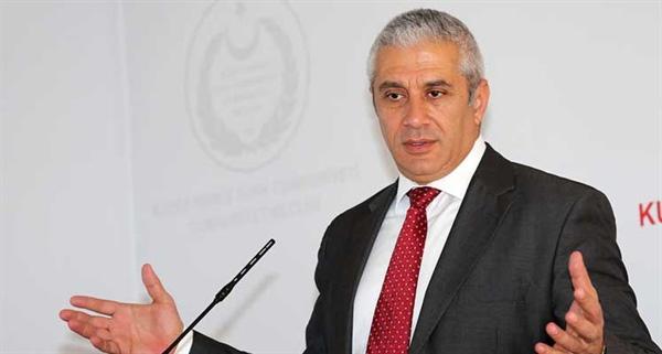 """UBP Genel Sekreteri Taçoy: """"Hükümet orada dururken görüşmeyi asla kabul etmeyiz. böyle bir görüşme olacaksa yetkili kurullardan yetki almalıyız"""""""
