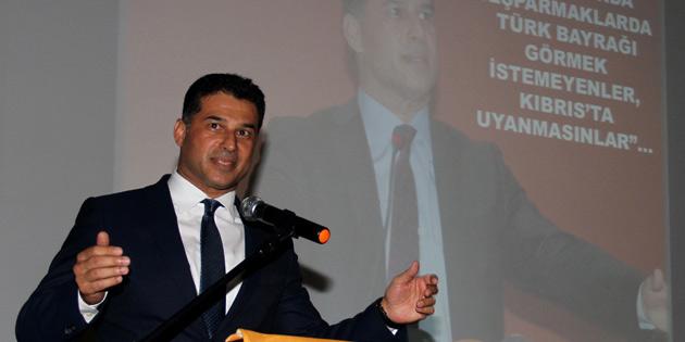 """""""UBP GÜÇLENDİ, YÜZDE 40'LARA YAKLAŞTIK"""""""