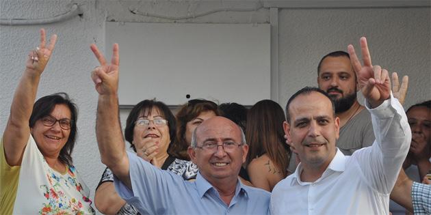 TDP'de kutlamalar başladı