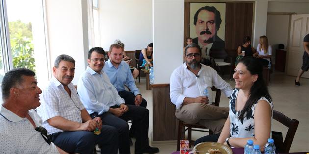 CTP'liler Mağusa'daki kahvaltılı toplantıda biraraya geldi