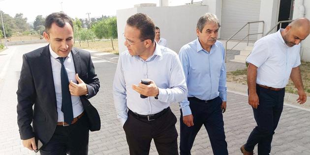 GÜZELYURT'A CAN SUYU YARIN GELİYOR
