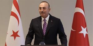 Çavuşoğlu: ''Milli davamız Kıbrıs'ı birlikte sonuna kadar savunmaya devam edeceğiz''