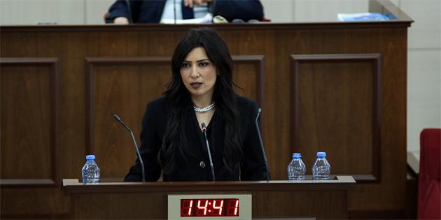 Hukuk Dairesi bütçesi oy çokluğuyla kabul edildi