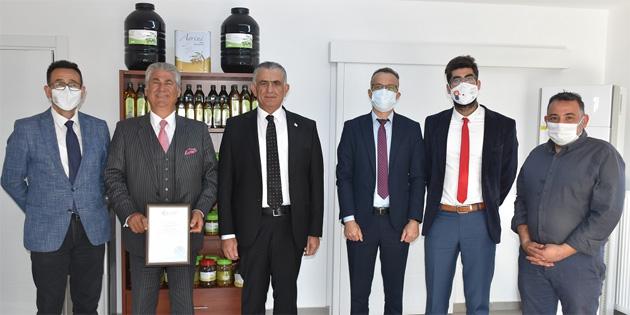 """Bakan Çavuşoğlu: """"Tarımsal sanayinin gelişmesini destekliyoruz"""""""