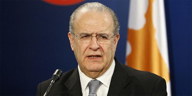 """Kasulidis: """"Kıbrıslı Türk lider kim olursa olsun biz aynı çizgide olmalıyız"""""""