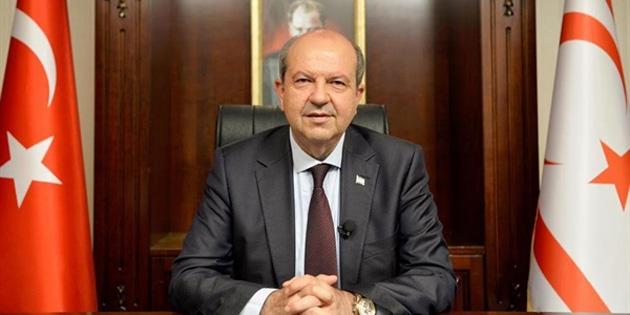 Cumhurbaşkanı Tatar: 5+1 toplantısıyla ilgili açıklamadan memnunuz