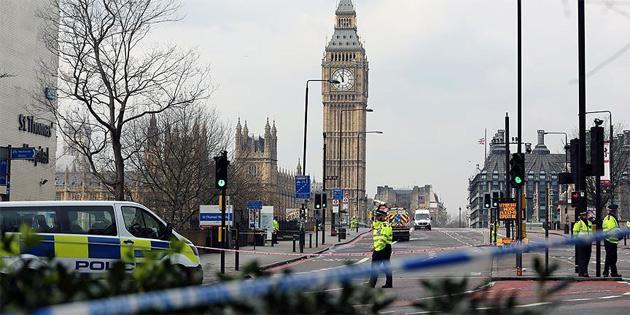 Terörist Londra saldırısını tek başına gerçekleştirdi