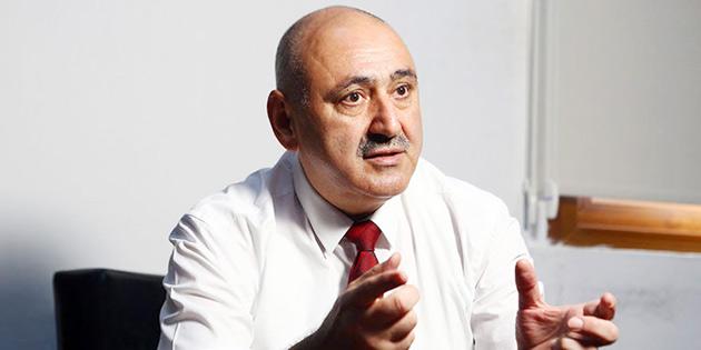 """""""HAKSIZ BİÇİMDE İTHAM EDİLİYOR'"""
