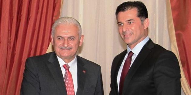 Ba�bakan �zg�rg�n Ankara'da
