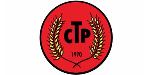 """CTP: """"Seçim yasaklarına günler kala LTB'nin 10 milyon TL borçlanma kararını endişe ile izliyoruz"""""""