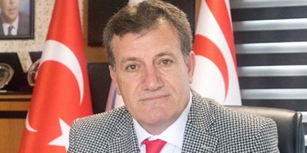 Arıklı, Kıbrıs Türklerinin Azerbaycan Türklerinin yanında olduğunu belirtti