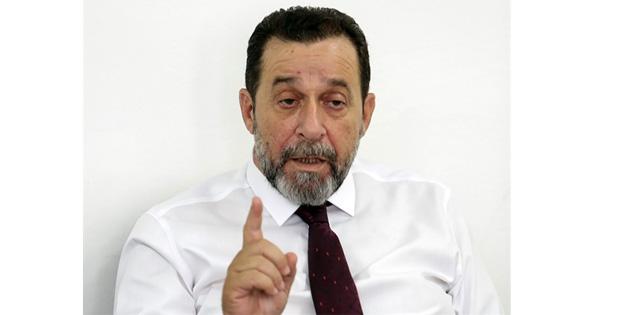 """Denktaş: """"Kıbrıs Türk halkı olarak Azerbaycan'ın yanındayız"""""""