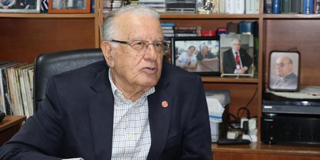 Eski Meclis Başkanı ve Başbakanlardan Atun'dan Oktay Feridun için mesaj
