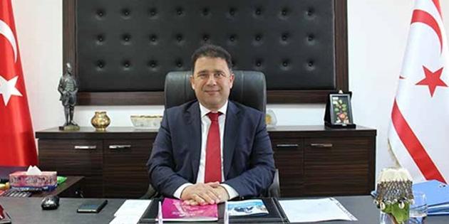 """Saner: """"AP Kıbrıs'taki gerçekleri göz ardı ederek, Kıbrıs Türkü'nün hak ve hukukunu yok sayarak, Kıbrıs konusunun bir sonuca bağlanmasına katkı sağlayamayacak"""""""