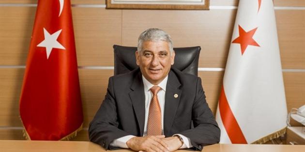 Özçınar'ın 29 Ekim Cumhuriyet Bayramı mesajı