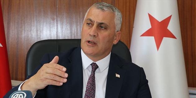 'Türkiye ile mali protokol tam da ihtiyaç olduğu dönemde imzalandı'