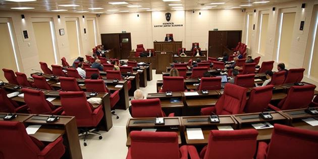 Meclis Genel Kurulu'nun gündeminde 4 yasa önerisi, 4 de yasa tasarısı var