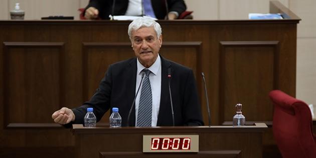 Meclis'te Anayasa değişikliği görüşüldü