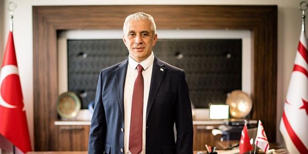 Taçoy Cumhuriyet Bayramı dolayısıyla mesaj yayımladı