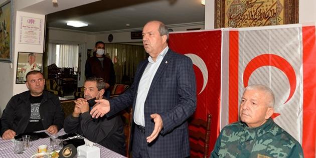 Cumhurbaşkanı Tatar: Birlik içinde ve güçlü olmamız lazım