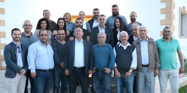 TDP Mutluyaka örgütü kuruldu